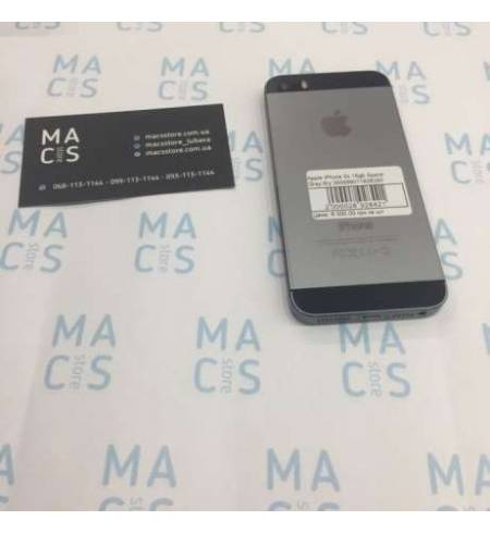 Apple Iphone 5S Space Gray 16GB (б/у)