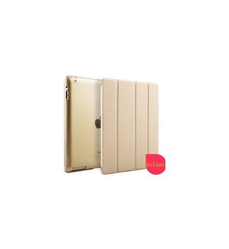 Чехол книжка золото Smart Cover для iPad 2/3/4