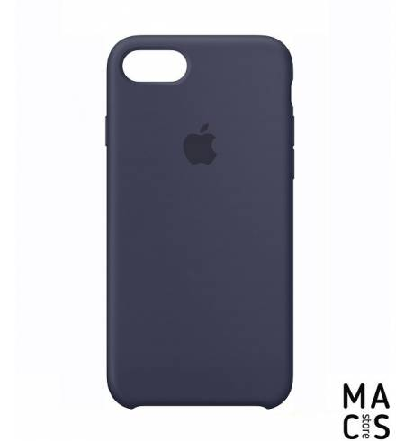Оригинальный чехол Silicone Case Apple Midnight Blue (MMWK2ZM/A) для iPhone7 (темно-синий)
