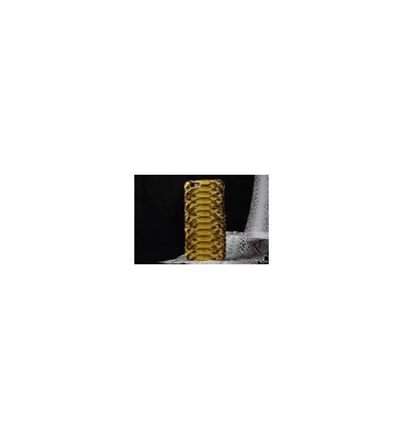 Чехол кожа силикон питон желтый для iPhone7Plus