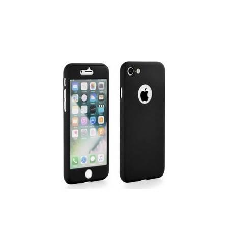 Чехол силикон 360 черный Rock для iPhone7Plus