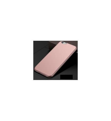 Чехол TPU софт розовый для iPhone7Plus