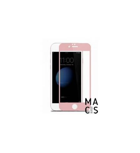 Защитное стекло 4D Rose gold для iPhone8