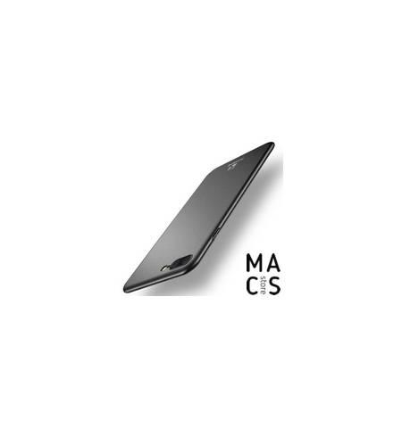 Чехол TPU софт черный матовый для iPhone8