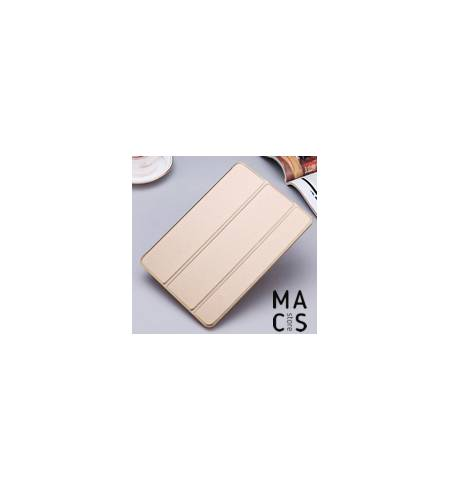 Чехол эко-кожа золотой Smart Cover для iPad2/3/4