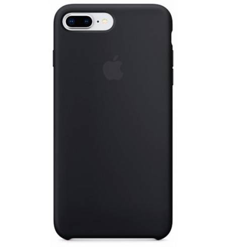 Оригинальный чехол Silicone Case Apple Black (MQGW2ZM/A) для iPhone8Plus/7Plus (черный)