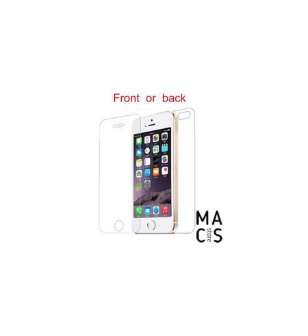 Защитное стекло 2.5D front/back для iPhone8