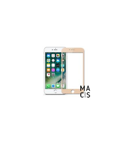 Защитное стекло 3D Full Soft Gold для iPhone7Plus