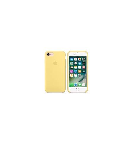 Чехол TPU желтый Apple Copy для iPhone7Plus/8Plus