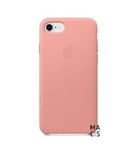 Чехол кожа бледно-розовый Original Apple для iPhone8