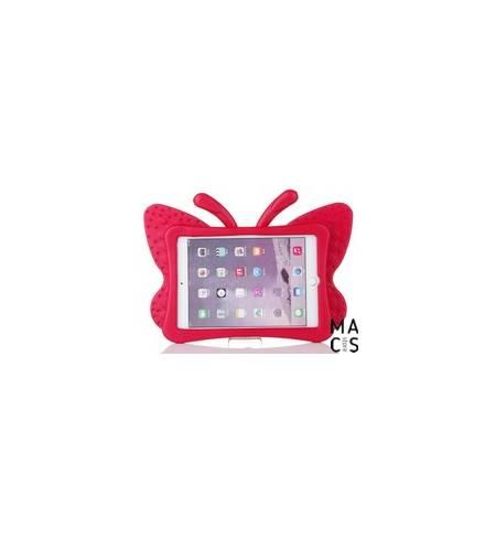 Чехол TPU красный Бабочка iPad mini3