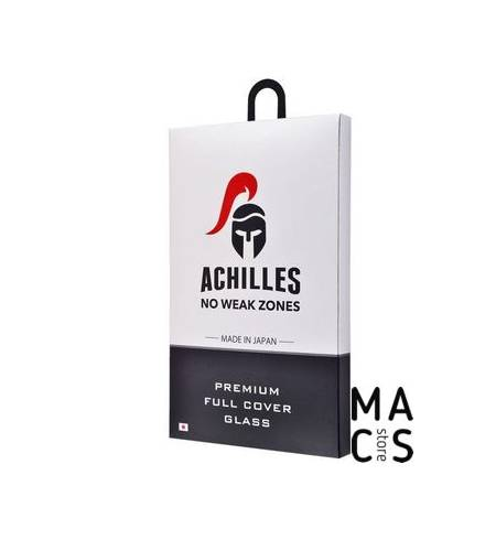 Защитное стекло Achilles 3D Black для iPhone X
