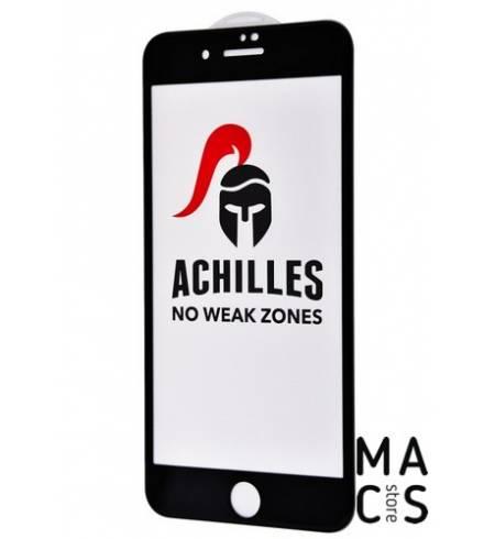 Защитное стекло Achilles 3D Black для iPhone8Plus
