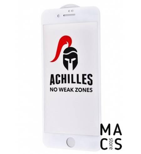Защитное стекло Achilles 3D White для iPhone8Plus