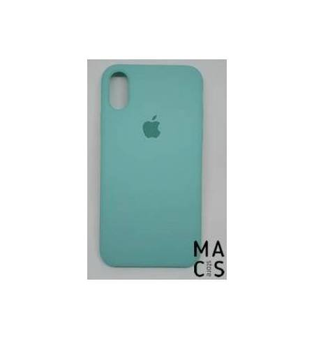 Чехол TPU Бирюзовый Apple Copy для iPhone XR