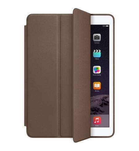 Чехол книжка темно-коричневый Smart Case для iPad Pro 11