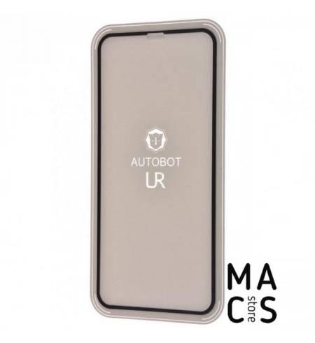 Защитное стекло Autobot Black для iPhone XS Max