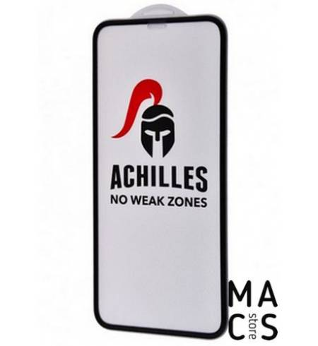 Защитное стекло Achilles 3D Black для iPhone XR