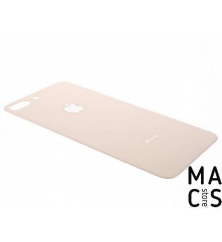 Защитное стекло на заднюю панель Gold для iPhone8Plus