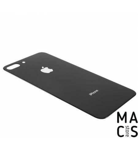 Защитное стекло на заднюю панель Black для iPhone8Plus