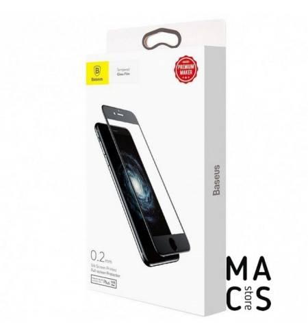 Защитное стекло Baseus 3D White для iPhone7Plus