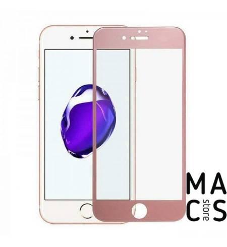 Защитная пленка Стекло 4D Rose gold для iPhone6/6S