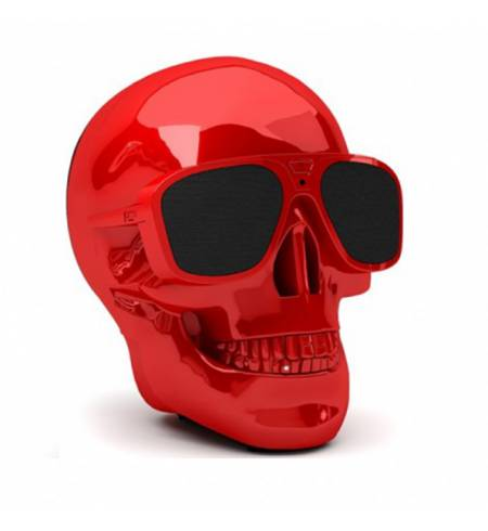 AeroSkull Nano Glossy Red