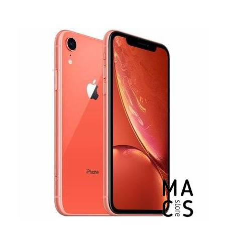 Смартфон Apple iPhone XR 64GB Coral (Dual sim)