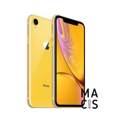 Смартфон Apple iPhone XR 64GB Yellow (Dual sim)