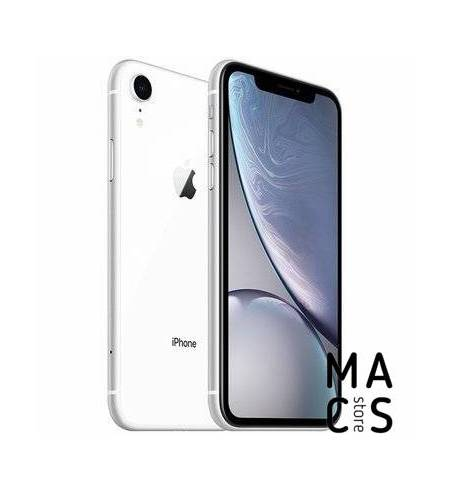 Смартфон Apple iPhone XR 64GB White (Dual sim)