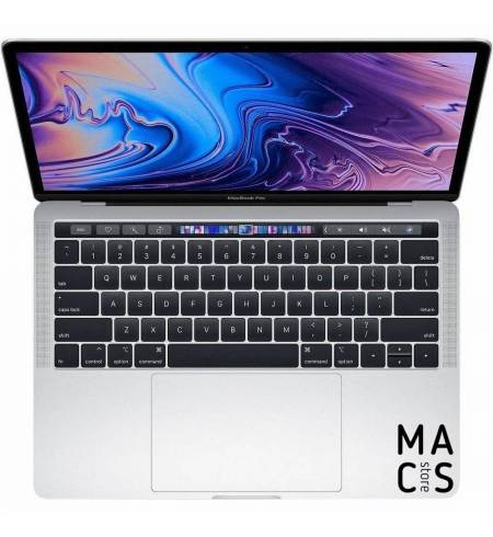 """MacBook Pro 13"""" Retina MR9V2 Silver with Touch Bar"""