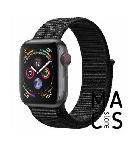 Apple WATCH Series 4 LTE (MTVF2) 40mm Space Gray