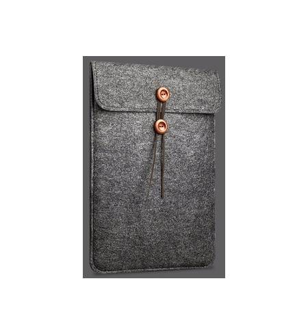 Сумка-чехол войлок темно-серый для iPad Pro12.9