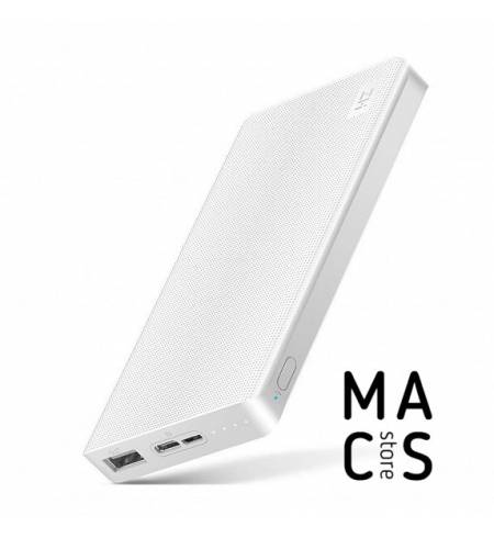 ZMi Power Bank 10000 mAh Type-C White