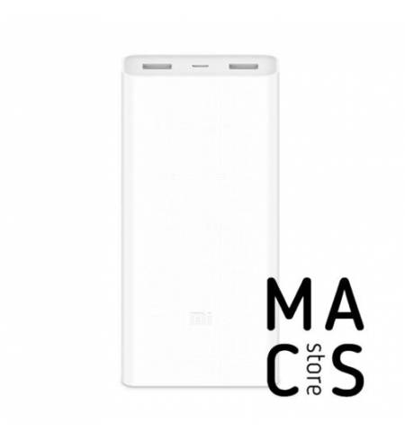Xiaomi Mi Power Bank 2C 20000 mAh QC3.0 White