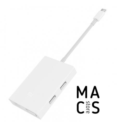 Xiaomi Mi USB-C to VGA and Gigabit Ethernet Multi-Adapter