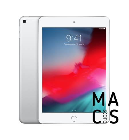iPad Mini 5 (2019) Wi-Fi 64Gb Silver