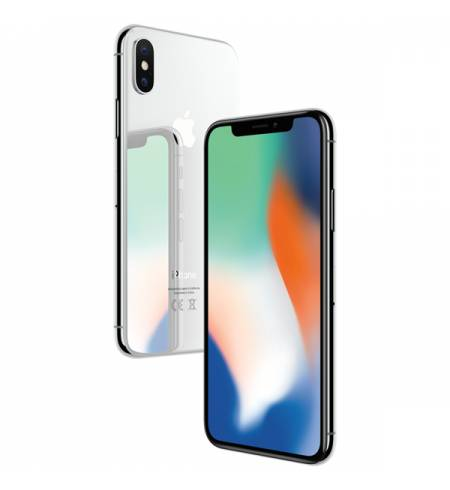 iPhone X б/у Silver 64GB