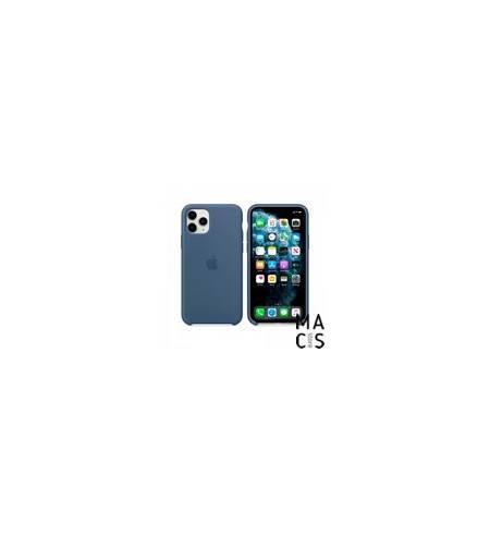 Чехол TPU морской синий Apple Copy для iPhone 11
