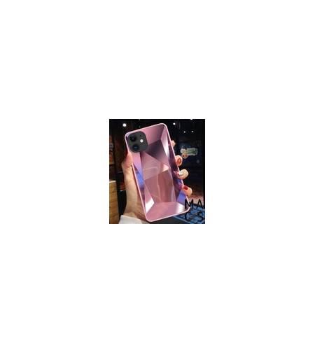 Чехол TPU градиент розовый для iPhone 11