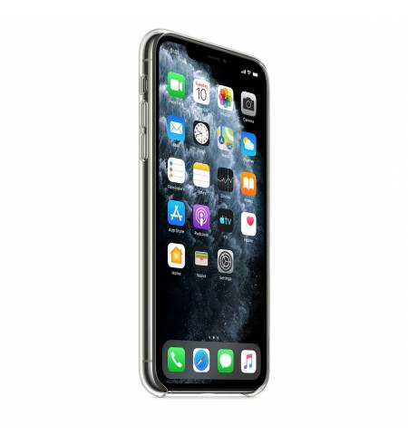 Чехол Apple Case (Clear) MX0H2ZM/A для iPhone 11 Pro Max