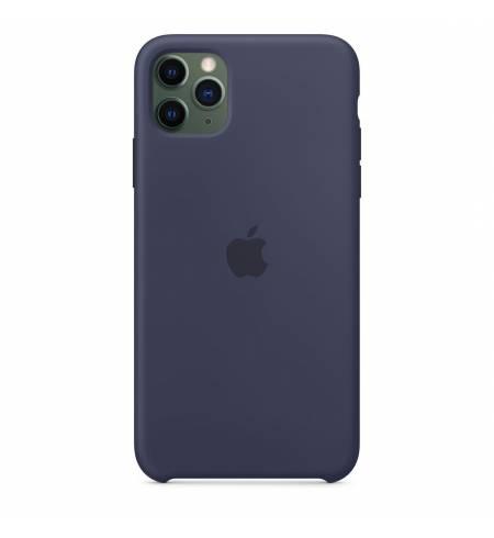 Чехол Apple Silicone Case (Midnight Blue) MWYW2ZM/A для iPhone 11 Pro Max