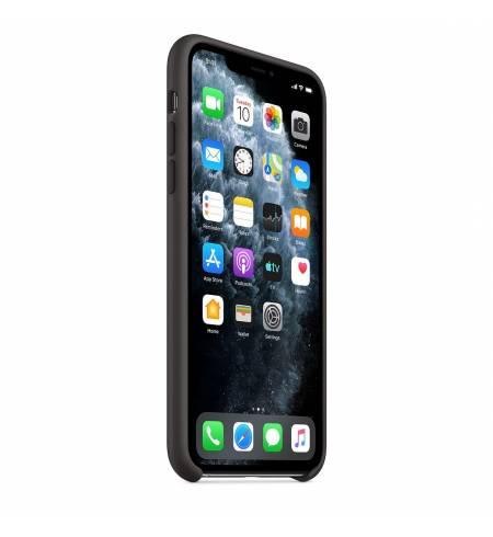 Оригинальный Чехол TPU черный Original Apple для iPhone11 Pro MWYN2