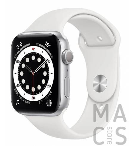 Apple Watch Series 6 44mm White