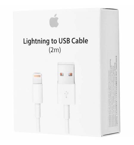 Apple Кабель USB to Lightning 1m/2m original