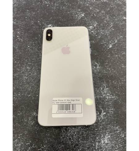 iPhone XS Max Silver 512GB б/у (0911)