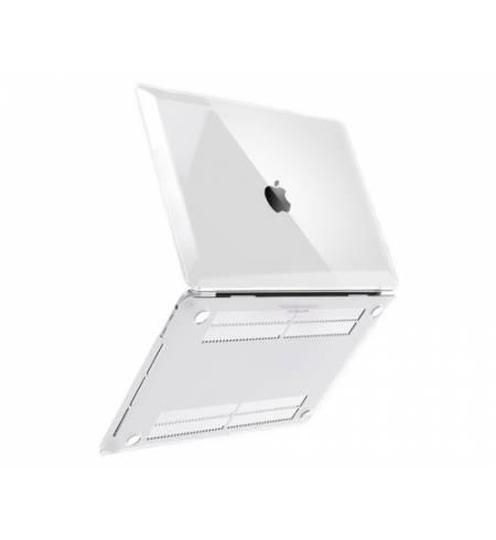 """Накладка для Macbook Air 13"""" White (transparent)"""