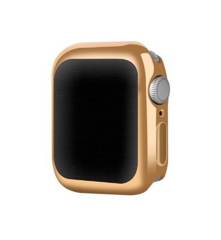Бампер for Apple Watch 40mm/44mm Gold