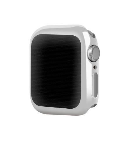 Бампер for Apple Watch 40mm/44mm Silver