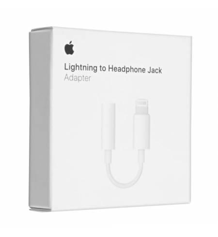 Переходник Apple Lightning to 3.5 mm Headphone Jack Adapter